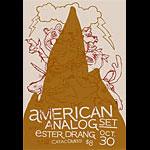Little Friends of Printmaking American Analog Set Poster