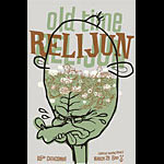 Little Friends of Printmaking Old Time Relijun Poster