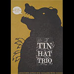 Little Friends of Printmaking Tin Hat Trio Poster
