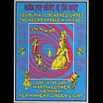 Dennis Loren Noise Pop Night At The Roxy Poster