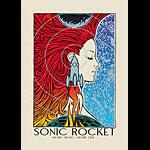 Malleus Sonic Rocket Poster