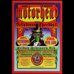 Rich Blakely Motorhead at Maritime Hall MHP #7 Poster