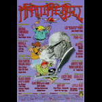 L. Moon Suicidal Tendencies at Maritime Hall - High on Fire Mos Def Fear MHP #101 Poster