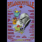 L. Moon Lee Scratch Perry at Palookaville - The Tubes Suicidal Tendencies Dan Hicks MHP #102 Poster