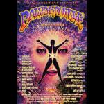 Mark Henson Slash's Snakepit at Palookaville - Souls of Mischief T.S.O.L. Tom Tom Club MHP #103 Poster