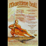 Martin Travers Social Distortion at Maritime Hall - Toots and the Maytals Fear Factory Lizzy Borden MHP #124 Poster