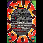Jim Phillips Maritime Hall May 1996 Schedule with Canceled Last Sublime Show FD/ID MHP #17 Poster
