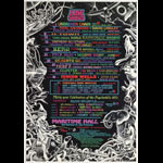 Jim Phillips Baba Ram Das at Maritime Hall - David Lindley H-Town Junior Wells Moby Grape MHP #18 Poster