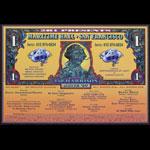 Frank Bella Merl Saunders at Maritime Hall - Digital Underground John Frusciante Buckethead MHP #31 Poster