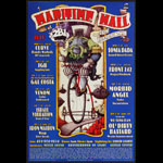 Dave Huckins Iron Maiden at Maritime Hall - Ol' Dirty Bastard Morbid Angel Venom JGB MHP #48 Poster