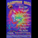 Black Eyed Peas at Maritime Hall - Offspring Outkast Sunny Day Real Estate MHP #53 Poster