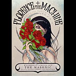 Matt Loomis Florence and the Machine Poster