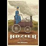 Derek Studebaker Johnson Hozier MO8 Poster