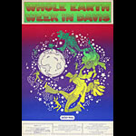 Peter Max 1970  Whole Earth Week  Poster
