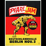 Mr Downtown (Vito Costarella) Pearl Jam Poster
