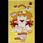 Aqua Teen Hunger Force - Adult Swim (Cartoon Network) Television Promo Poster