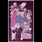 Harvey Birdman Attorney At Law - Adult Swim (Cartoon Network) Television Promo Poster
