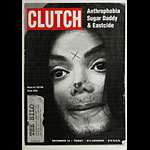 Jim Altieri Clutch - Charles Manson Michael Jackson Poster
