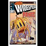 Andrew Warner Widespread Panic Poster
