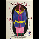 Richard Lindner Art Exhibition and Sale Poster