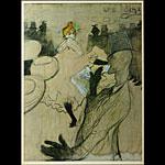 Henri de Toulouse-Lautrec La Goulue Art Print