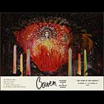 Michael Bowen and Maitreya Bowen The Spirit of the Goddess Art Exhibition Poster