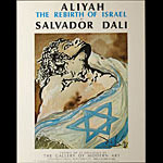 Salvador Dali Art Exhibition Poster