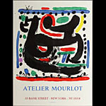 Joan Miro Atelier Mourlot Poster