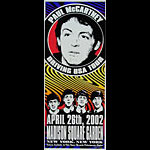 Scott Benge (FGX) Paul McCartney Poster