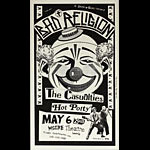 Modern Dog Bad Religion with The Casualties Poster