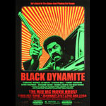 Dave Hunter and Ron Donovan Black Dynamite Movie Poster