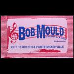Finch Bob Mould Poster