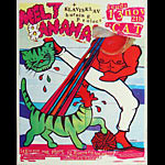 Bongout Melt Banana Poster