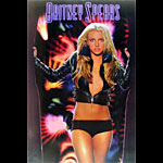 Britney Spears 2004 Tour Poster