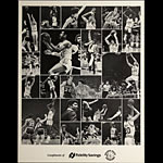 Fidelity Savings - Golden State Warriors Basketball Poster