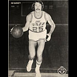 Tuborg Beer - Jim Barnett Basketball Poster