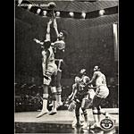 Kareem Abdul Jabbar Tuborg Beer Basketball Poster