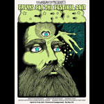 Alan Forbes Freaks for the Festival 2017 - Chris Robinson Brotherhood Poster