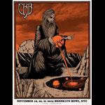 Alan Forbes Chris Robinson Brotherhood Poster
