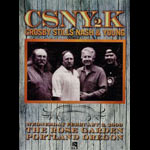 Crosby Stills Nash & Young Poster