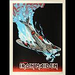 Tim Doyle Iron Maiden Poster