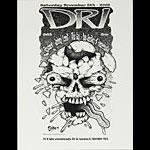 Jeff Gaither DRI (D.R.I.) Handbill