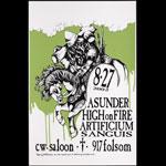 David V. D'Andrea Asunder Poster