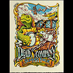 AJ Masthay Dead and Company Summer Tour 2017 Poster
