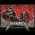 Tim Doyle Metallica Poster