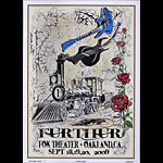 Mike DuBois Furthur Poster