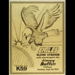 Eagles , Jimmy Buffett Hawaii Poster