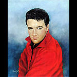 Elvis Presley Girl Happy Promo Poster