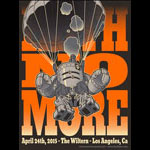 Huck Gee Faith No More Poster