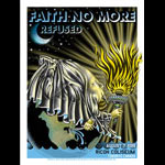 Delano Garcia Faith No More Poster